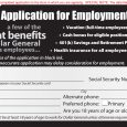 general application for employment dollar general job application