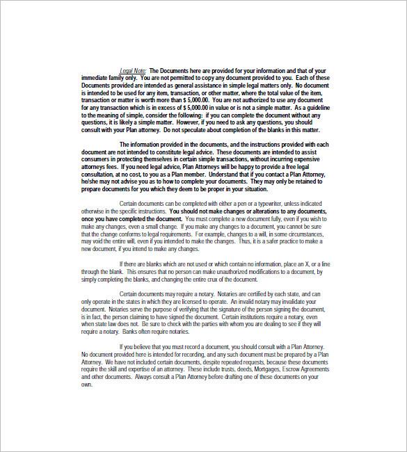 general bill of sale pdf