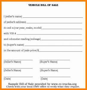 generic application form generic bill of sale form fcaaacfbca