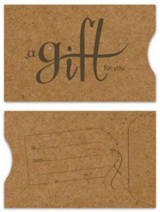 gift card envelope template gcsc