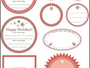 gift tag template word gift tag template for word x