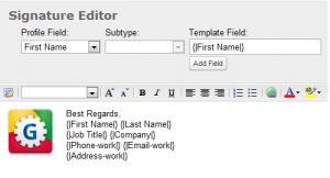 gmail signature template gpanel update new gmail signature template builder promevo blog within gmail signature template