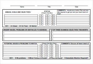 goal tracker template goal tracking template pdf