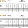 golf scorecard template family golf course scorecard template