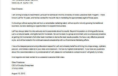 grad school letter of recommendation letter of recommendation for graduate school from coworker word doc