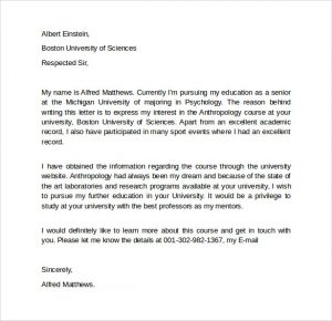 graduate school letter of intent sample letter of intent graduate school