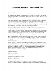 graduate school recommendation letter sample letter of recommendation for teacher tfxkre