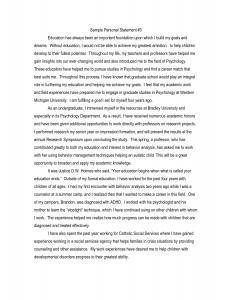 graduate school recommendation letter undergraduate personal statement examples template uuzxpg