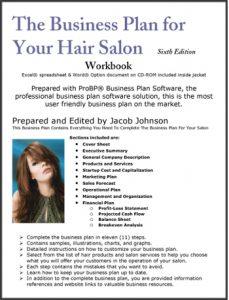 hair saloon business plan hair salon bp
