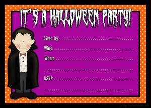 halloween party invitations templates halloween invitation