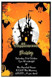 halloween party invitations templates halloween invitations wording