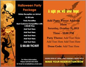 halloween party invitations templates halloween party invitation template