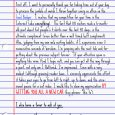 hardship letter template dear reader