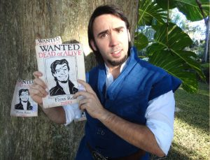 help wanted poster flynn rider wanted poster by laurynduerr dwbr