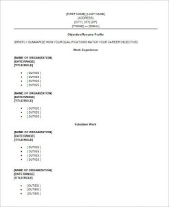 high school resume samples resume template high school graduate