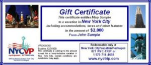 holiday newsletter template giftcert