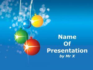 holiday powerpoint templates christmas powerpoint template a