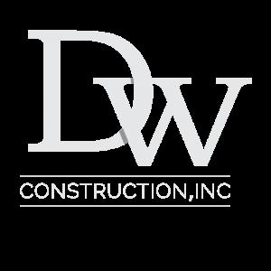 home builder logo dw logo
