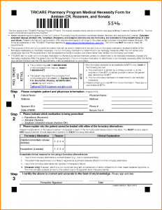 home offer letter template tricare prior authorization form