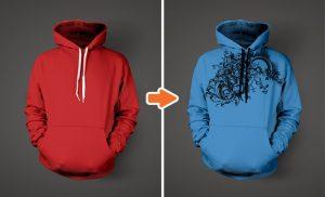 hoodie template psd pullover hoodie mockup templates pack by go media