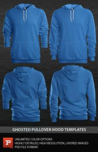 hoodie template psd womens photorealistic raglan pullover hoodie photoshop template