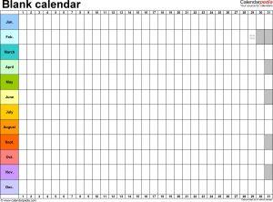 hourly calendar template blank calendar free printable microsoft word templates