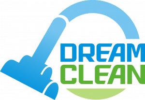 house cleaning logo dream clean
