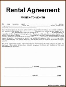 house rental agreement template house rental contract rental agreement template