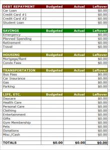 household budget template printable basic household budget template simple household budget template free dlayuo