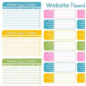 household budget template printable ilxntpup