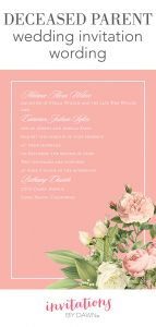 housewarming invitation template wedding invitation wording deceased father of groom