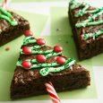 how to create a family tree christmas tree chocolate brownies recipe hero