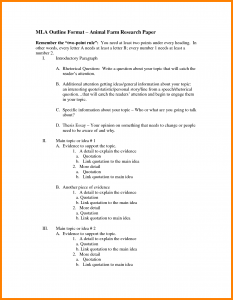 how to outline a research paper mla research paper outline example of research paper outline mla