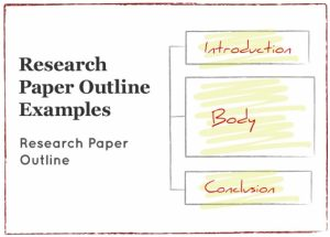 how to outline a research paper research paper outline examples