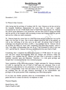 how to write a letter of recommendation letter of recommendation sample