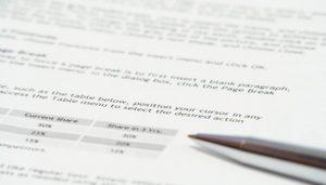 how to write a progress report fotolia xs