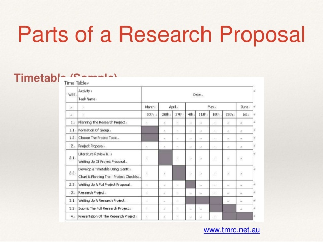 how to write a progress report