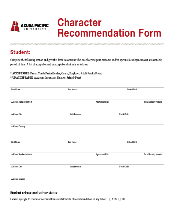 how to write a reference letter for someone