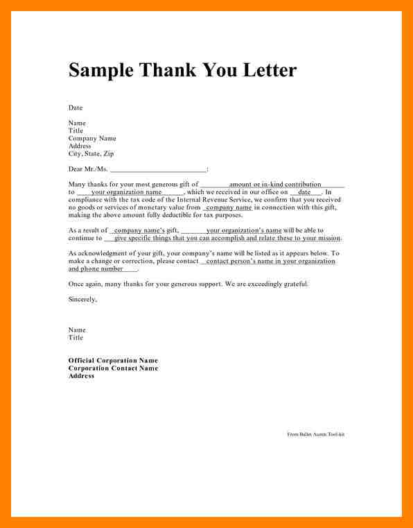 how to write a thank you letter for a scholarship