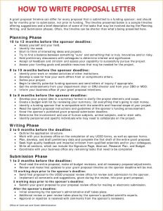 how to write an application writing business proposals howtowriteproposalletter