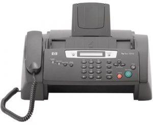 hybrid resume template hp fax