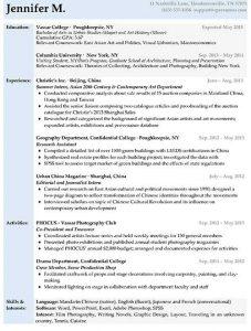 hybrid resume template entry level resume sample