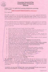 immigration letter of support sample g letter pink