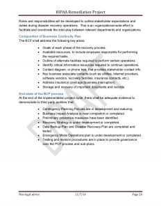 incident action plan template sample hipaa security rule corrective action plan project charter