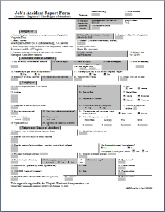 incident report form template word jobs accident report form