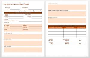 incident report template word incident report template incident report template incident report template doc incident report template word incident report template