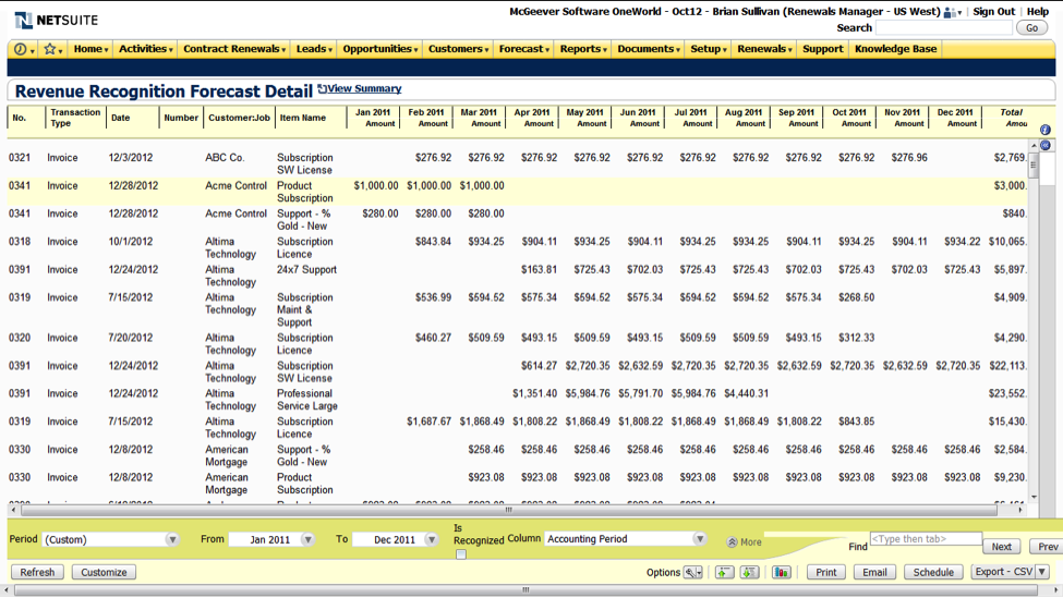 income statement excel