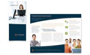 indesign brochure templates free free sample pamphlet template s
