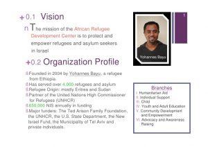 individual development plan template free marketing plan sample of a nonprofit african refugee development center by wwwmarketingplannowcom
