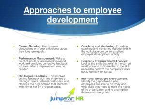 individual development plans sample how to develop an employee development plan